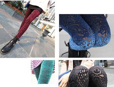 новый бархатный 4 цвета лазера покроя бархатные леггинсы печати Pleuche полый леггинсы in Одежда, обувь и аксессуары, Одежда для женщин, Леггинсы | eBay