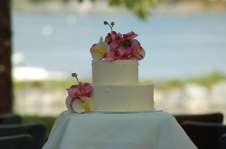 Pictures Of Wedding Cakes With Flowers