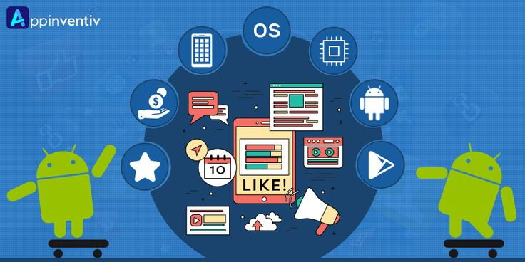 #Android #appdevelopment is preferred by both novices as well as the experienced developers, as it offers advantages like open-source platform & ease of use.