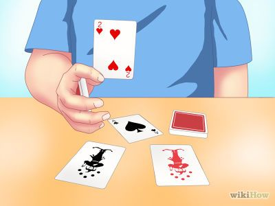 How to Do a Basic Sleight of Hand Magic Trick -- via wikiHow.com