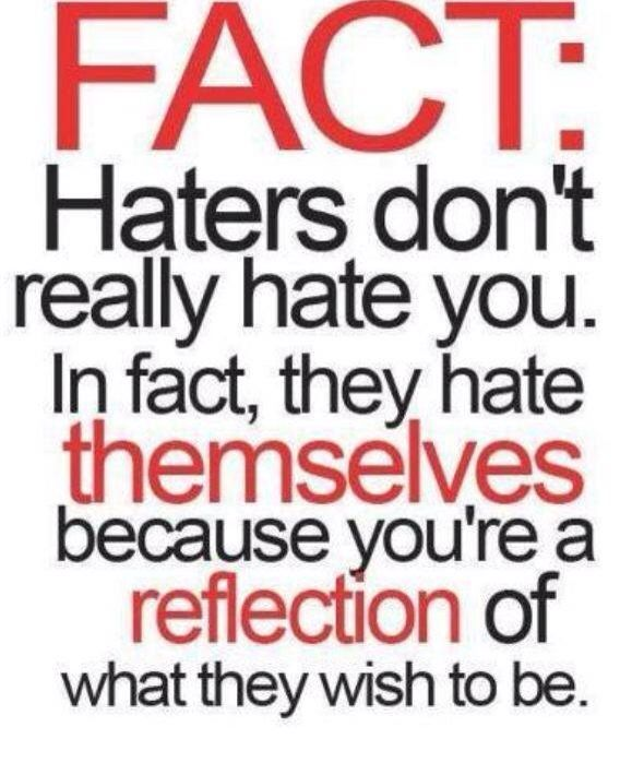 17 Best Images About Haters Gonna Hate On Pinterest