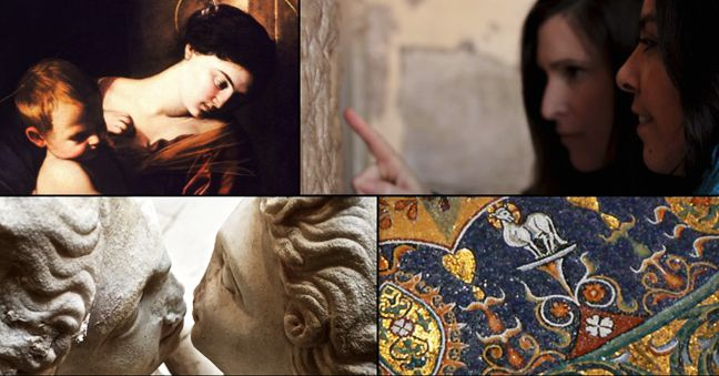 New year, new possibilities: #JCURome just launched a Master's Degree in Art History