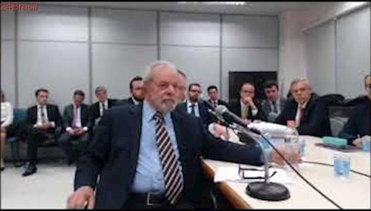 BOMBA; CLIMA FICA TENSO ENTRE MORO E LULA - NO 2° DEPOIMENTO  AO JUIZ MORO (VÍDEO 5)