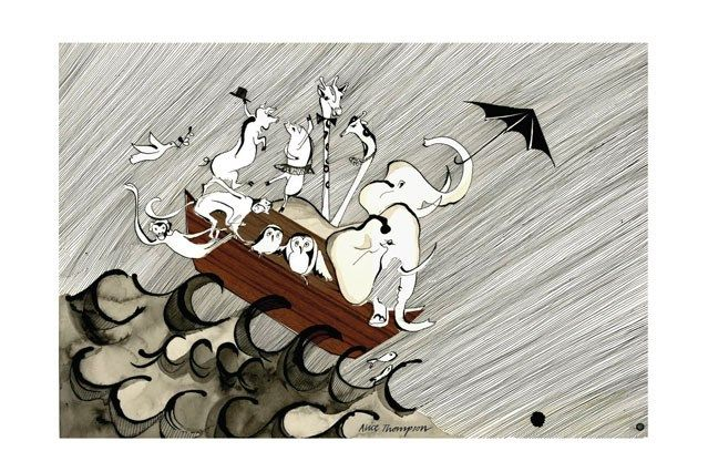 Alice Thompson: Noah's Ark