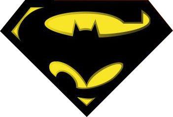 1000 id es sur le th me tatouages du symbole de batman sur - Symbole de superman ...