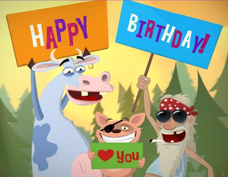 Happy Birthday, I <3 you! Follow us on Twitter: www.twitter.com/funmoods