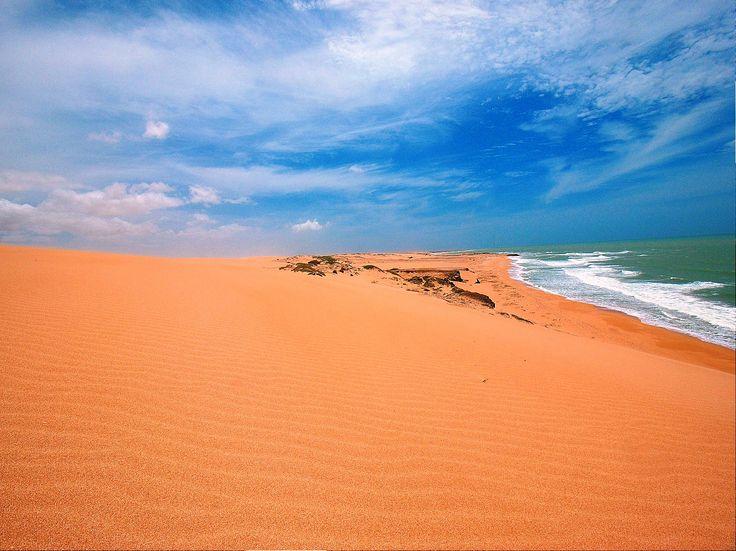 Playas de Taroa Punta Gallinas