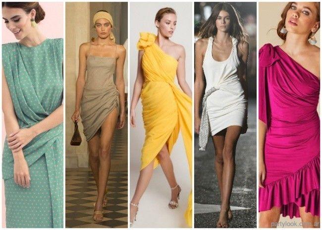 0153853281 Tendencias de moda  Vestidos de fiesta primavera verano 2019