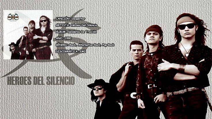 Despertar Senderos De Traición Héroes Del Silencio