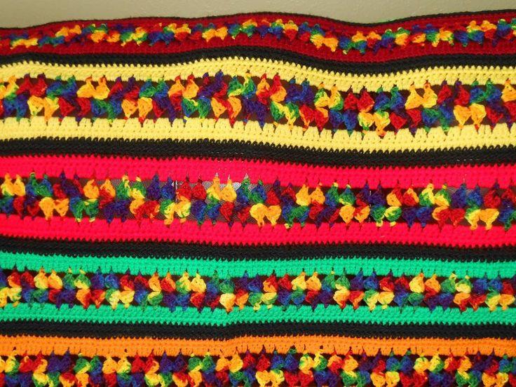 Mejores 14 imágenes de table items knit or crochet en Pinterest ...