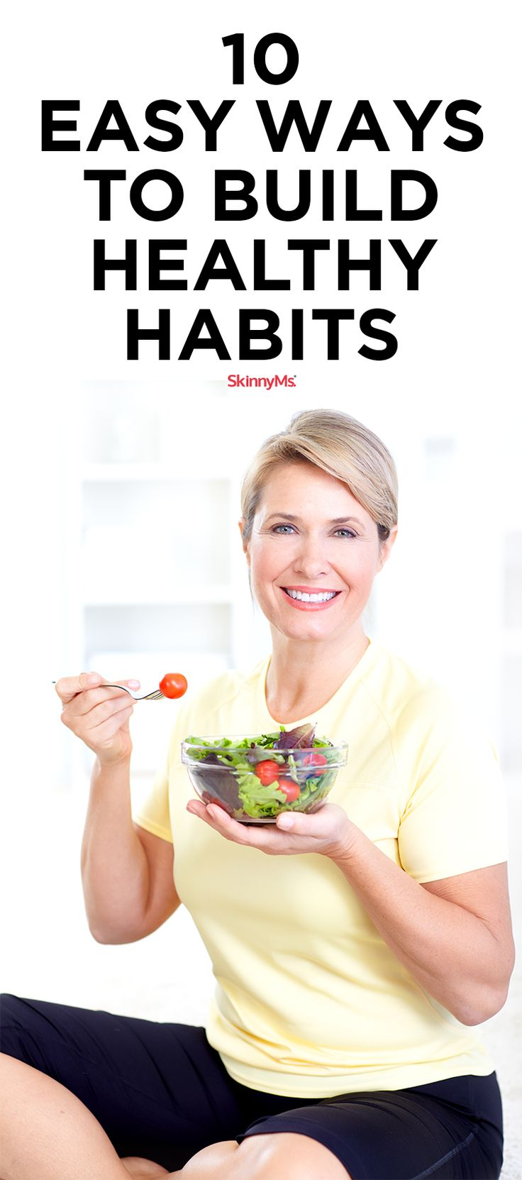 Do you want to learn more about ways to build healthy habits that will truly change your life? Check out these tools we've found the most helpful.