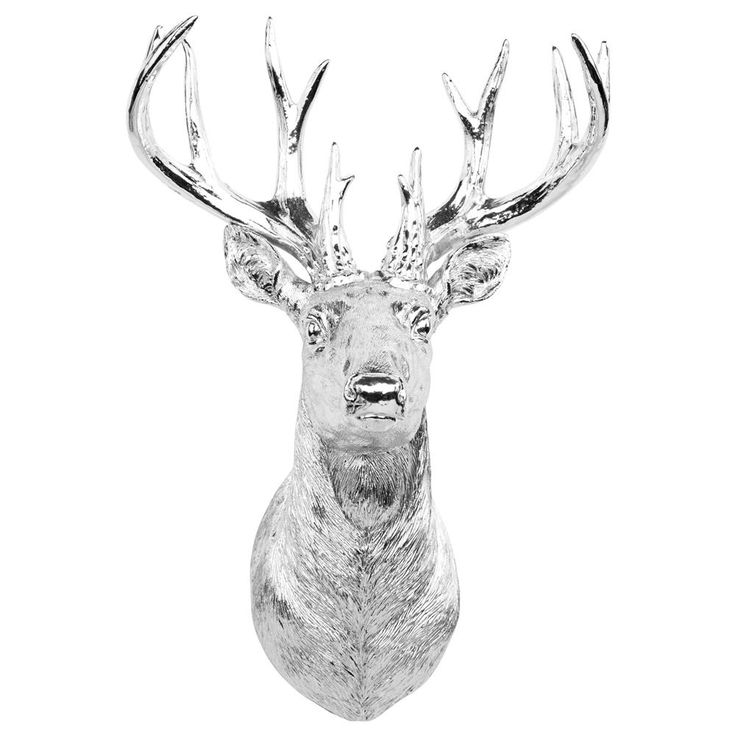Atelier - Decorative deer head/CANVAS & FRAMED ART/WALL DECOR/SHOP BY PRODUCT/ATELIER BOUCLAIR|Bouclair.com