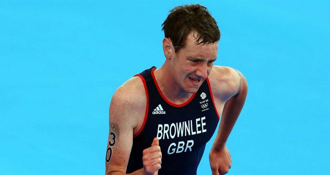 Alastair Brownlee (Triathlon gold)