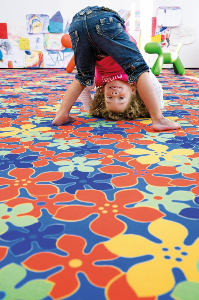 Flotex HD Blossom Carnival References Pinterest Office Floor And Commercial