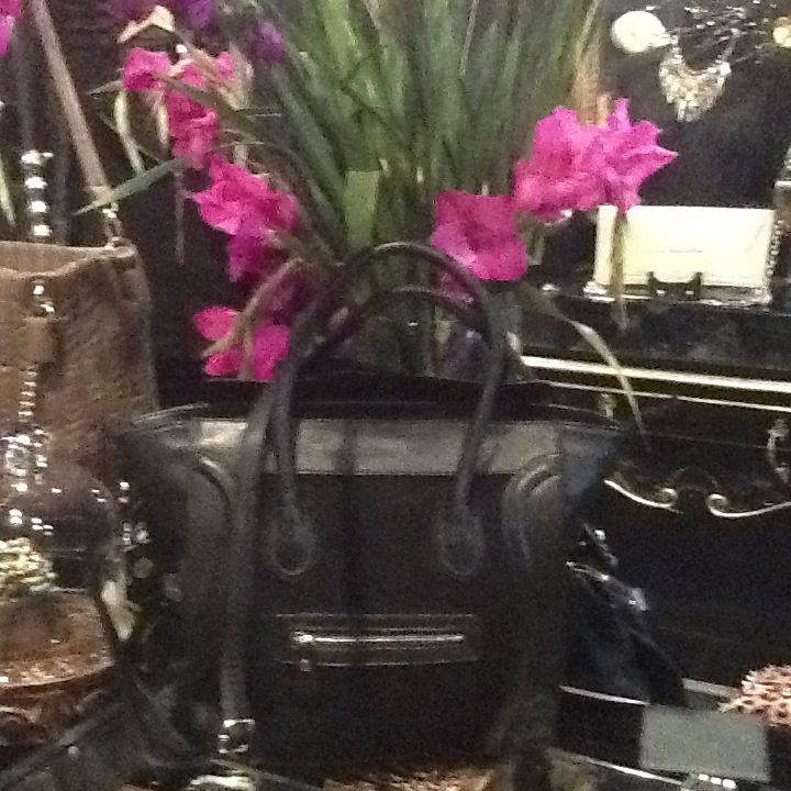 Leather and suede bags under $150. At Mara Cino.