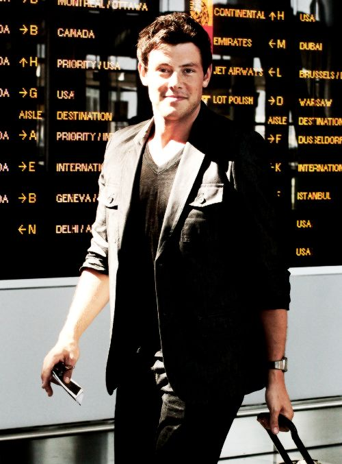 cory monteith | Tumblr shared by sel on We Heart It