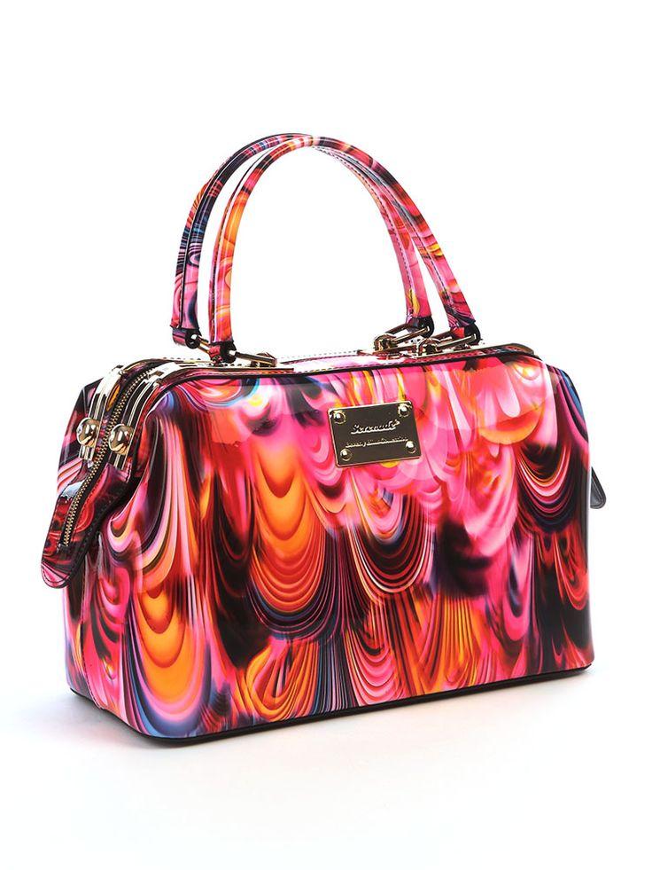 Barrel Bag - Serenade Handbags - Handbags