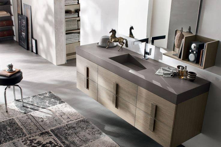 Oltre 20 migliori idee su stile del bagno su pinterest for Piani del giroletto in stile missione