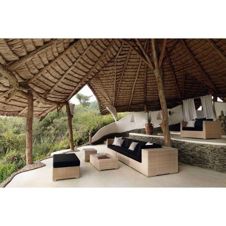Beautiful Dedon Lounge hochwertige Outdoor Gartenm bel von Dedon