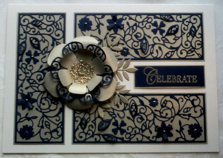Pin by Lynne Lee on My Handmade Tattered Lace Cards | Pinterest