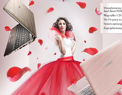 """Check out new work on my @Behance portfolio: """"ASUS - Valentine's Day promotional campaign"""" http://on.be.net/1o6p5HR"""