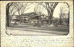 The Roger Smith Hotel Stamford, CT Postcard