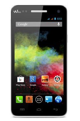 Smartphone Darty promo smartphone, Mobile nu Wiko RAINBOW blanc prix promo Darty 153.00 € TTC.