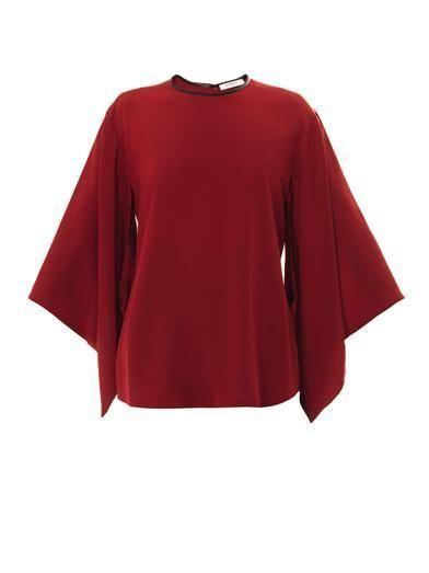 Givenchy, Kimono Sleeved Blouse, Original, Authentic, Half Price