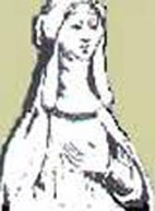 Adelaide of Aquitaine (c. 945 or 952 – 1004) was the daughter of William III, Duke of Aquitaine and Adele of Normandy, daughter of Rollo of Normandy.Her father used her as security for a truce with Hugh Capet, whom she married in 969. In 987, after the death of Louis V, the last Carolingian king of France, Hugh was elected the new king with Adelaide as queen. They were proclaimed at Senlis and blessed at Noyon. They were the founders of the Capetian dynasty of France.Wikipedia