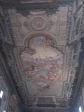 Nave Ceiling Ognissanti Church Florence