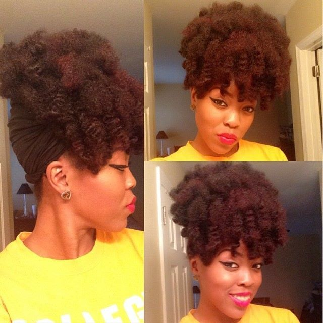 Super 1000 Images About 4C Natural Hair Style Icon On Pinterest Short Hairstyles For Black Women Fulllsitofus