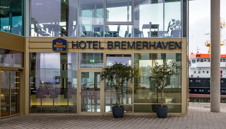 Schlafen im Hafen: Best Western Plus Hotel Bremerhaven