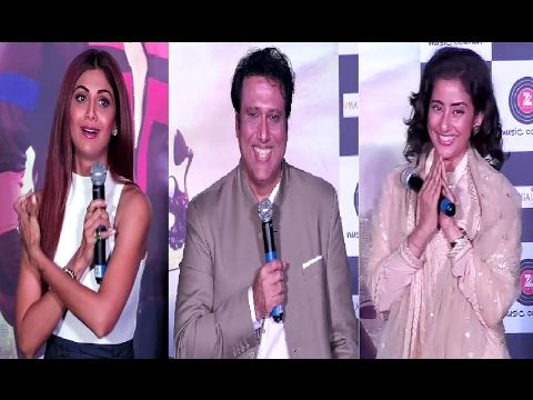 AA GAYA HERO trailer launch | Govinda, Shilpa Shetty, Krishna Abhishek | UNCUT VIDEO