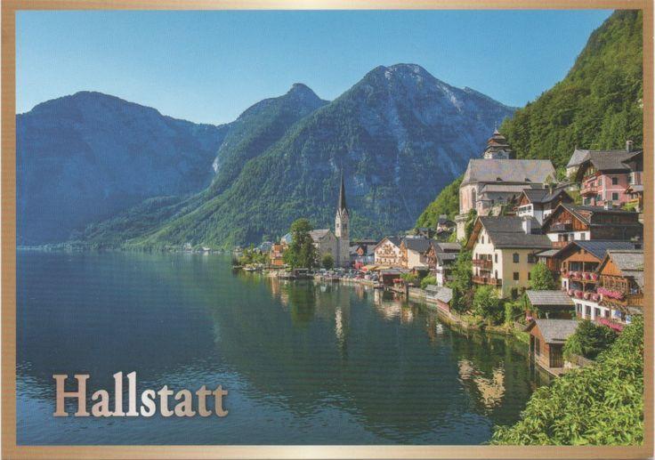 Swap - Arrived: 2016.05.23   ---   Hallstatt, Upper Austrian small town in the Alps