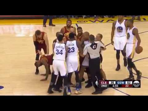 Draymond green mocks Lebron James after flop https://youtu.be/pdXPnBpC9Fk