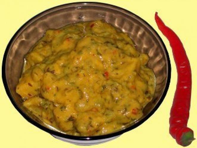 Rețetă Felul principal : Curry de cartofi in sos de iaurt de Cloudpearl