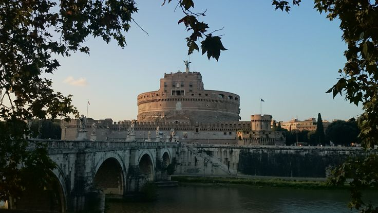 castillo sant Angelo,Roma