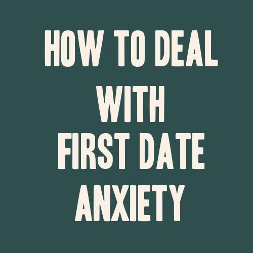 How to Deal with First Date Anxiety>>> When it comes to dating, the common concerns or cause of anxiety include making a good first impression, chances of having a second date, the possibility of being rejected and how not to mess up with their first date. #dating #firstdates