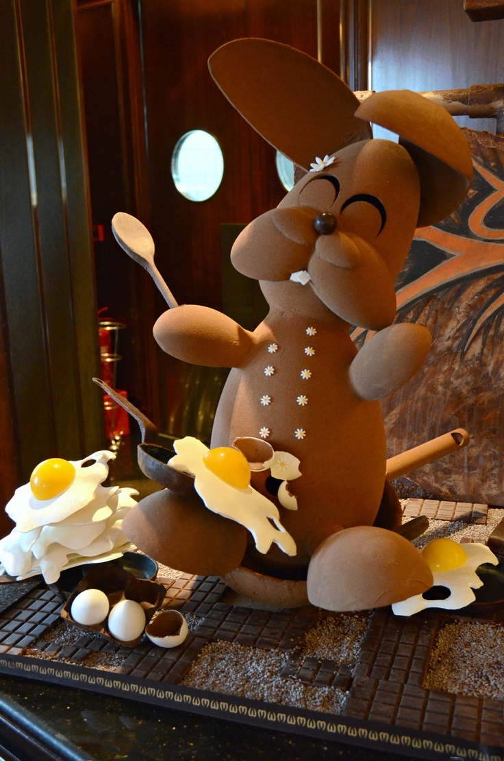 473 best a chocolate easter images on pinterest chocolate art