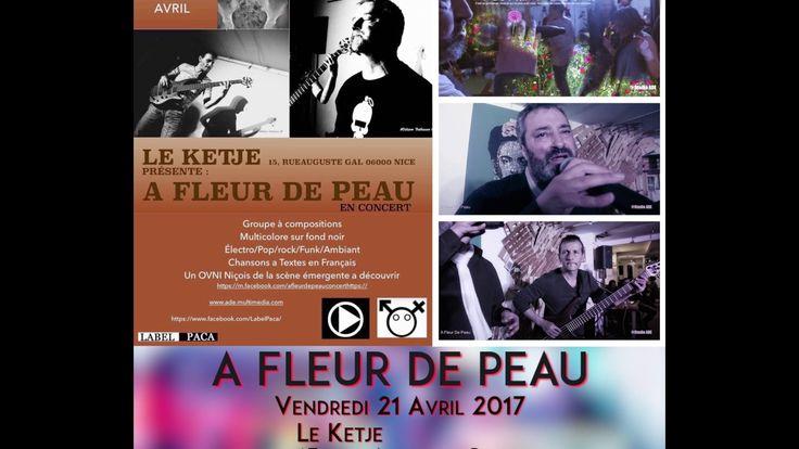 A Fleur de Peau Teaser Facebook Youtube Nice Cote D'azur