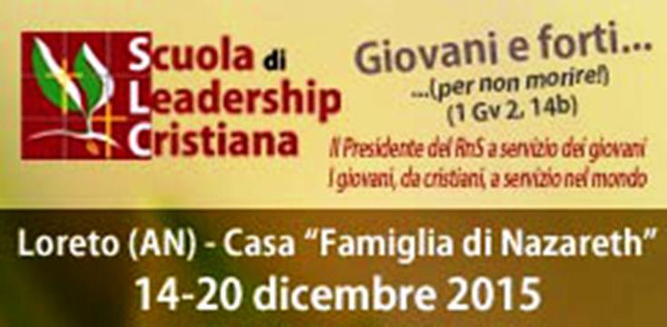 RnS, da oggi Scuola leadership cristiana per Giovani a Loreto | Report Campania