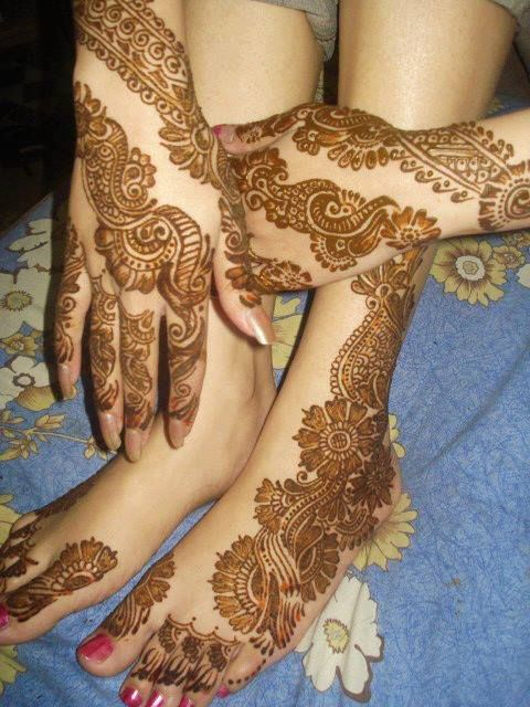 Henna Mehndi