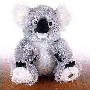 Stuffed Koala Bear Kristofer S Name Day Bear Teddy Bear Plush