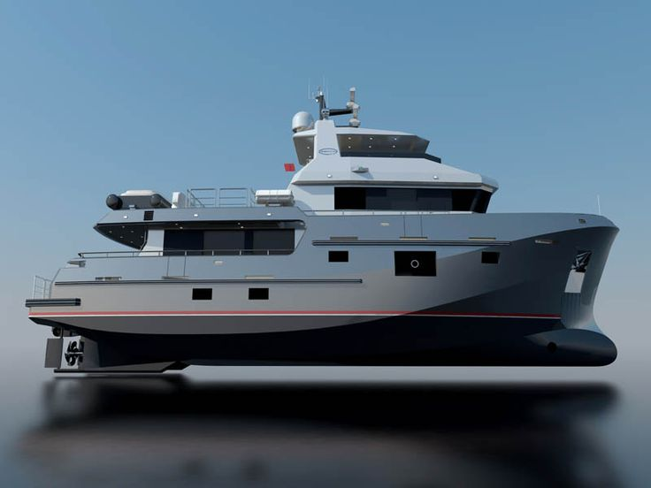 Special Feature: Bering Yachts 77' Expedition Series | Page 2 | YachtForums:…