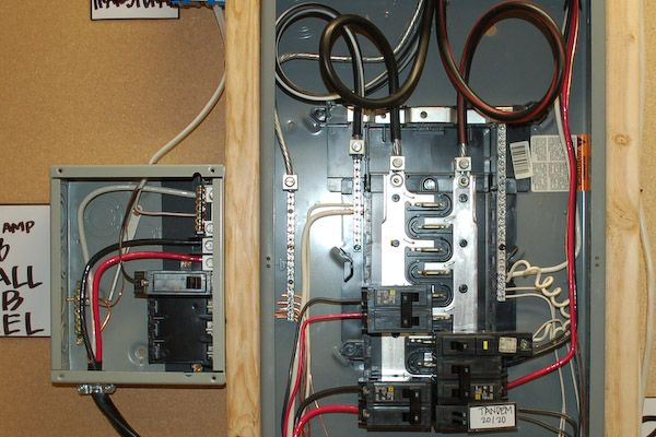 How To Install A New Electrical Panel Breaker Box Electrical