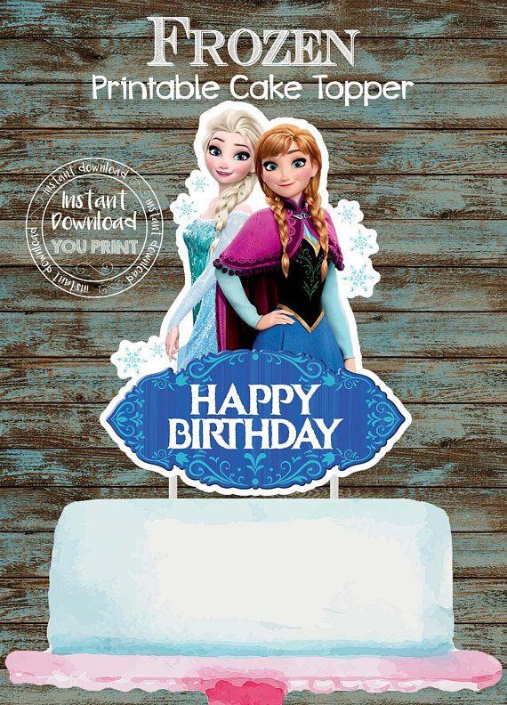 Pin On Disney Frozen Birthday Party