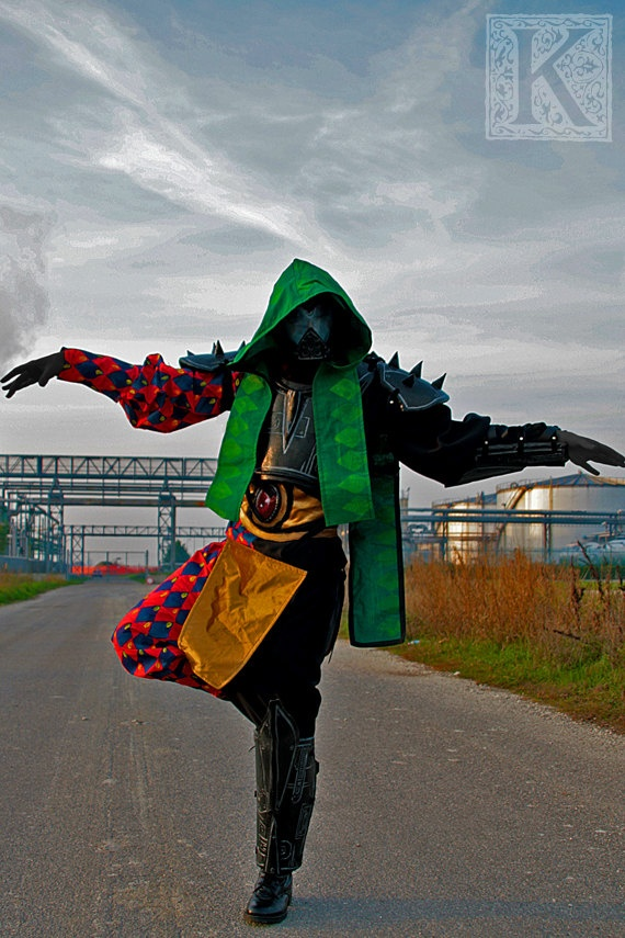 Warhammer harlequin  Signed photo 8 X 12  BOGO sale  by krystarka