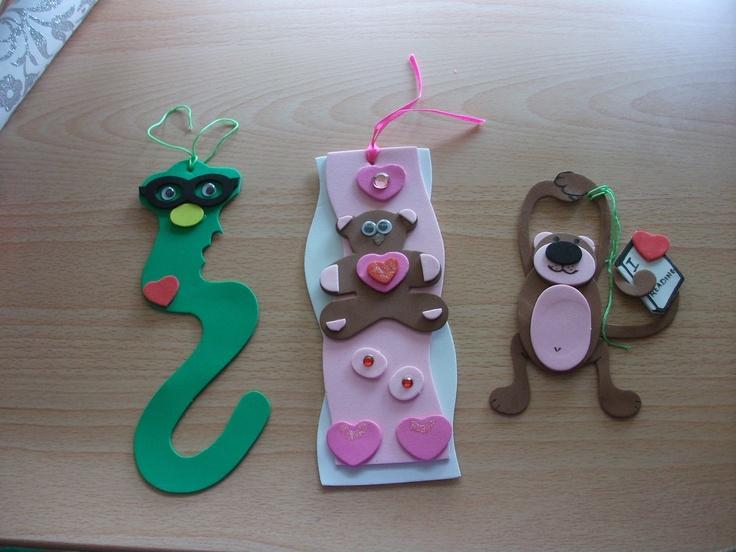 kiddies bookmarks