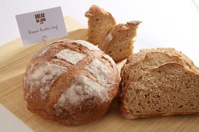 Brown Rustic Loaf by Bread Du Jour