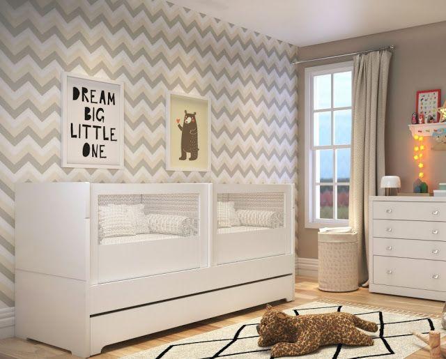 Blog da Revestir.com: Luz do bebê sob controle! Uma boa alternativa para criar esse espaço sereno e claro são as lâmpadas Lamp LED A67 Smart, da FLC, que permite aos pais controlar, por meio do Bluetooth, a iluminação de todo o cômodo